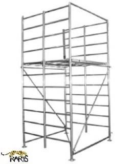 Minischela aluminiu tip PROFI:  MW1,6