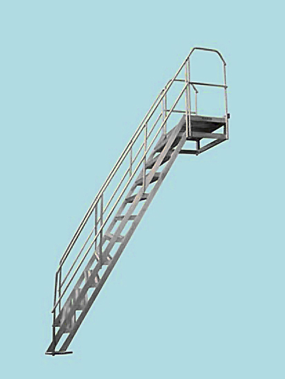 Platforma & trepte 60<sup>0</sup>